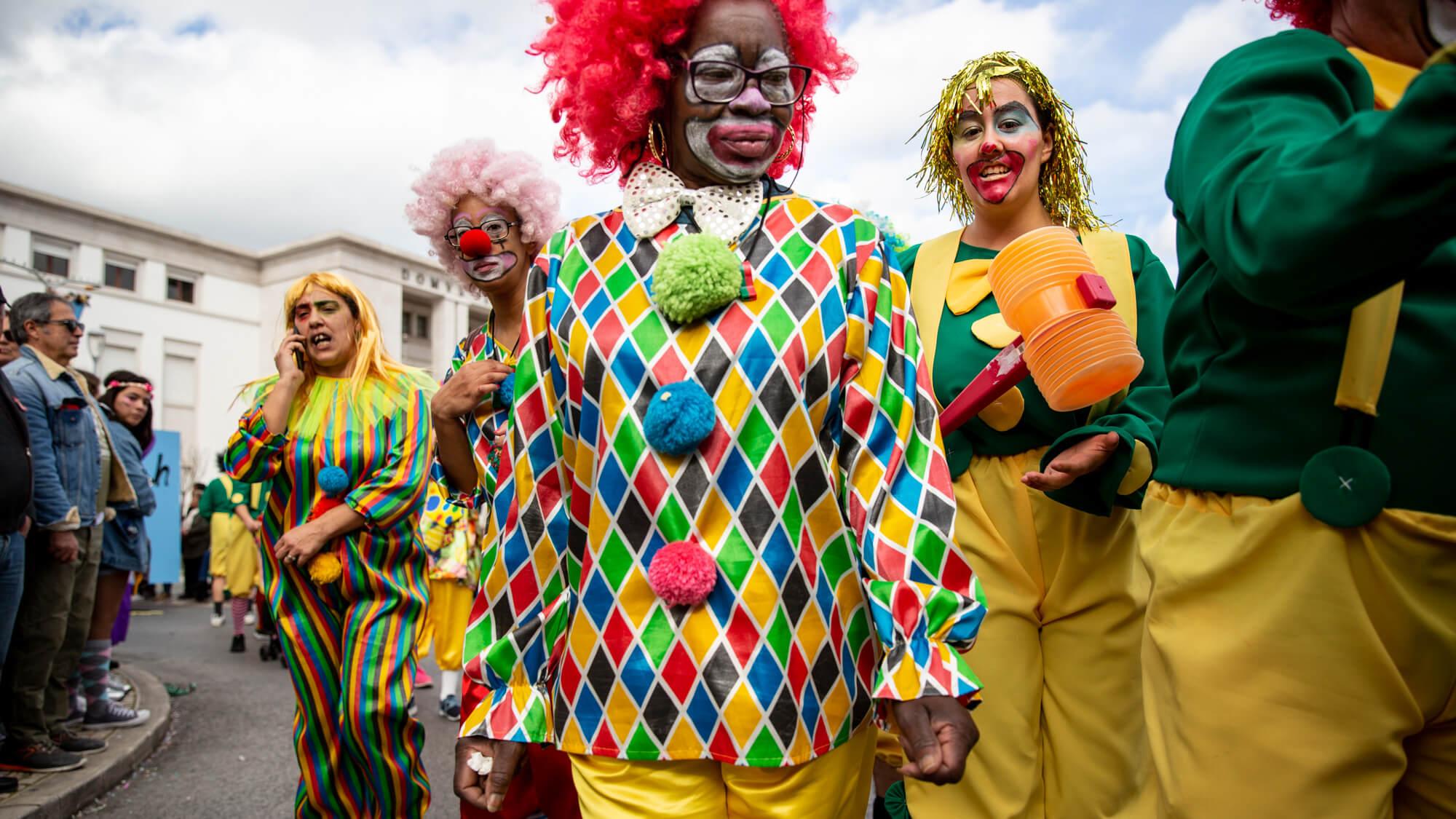carnaval Caldas da Rainha